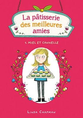 """Afficher """"Pâtisserie des meilleures amies (La) n° 1 Miel et cannelle"""""""
