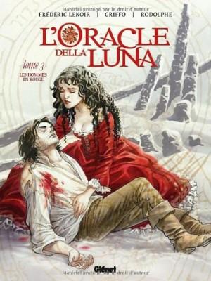 """Afficher """"L'Oracle della Luna n° 03 Les Hommes en rouge"""""""