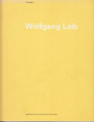 "Afficher ""Wolfgang Laib"""