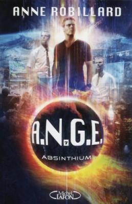 """Afficher """"A.N.G.E. n° 7 Absinthium"""""""