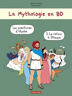 """Afficher """"Les aventures d'Ulysse n° 2 Le retour à Ithaque"""""""