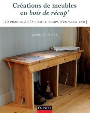 """Afficher """"Créations de meubles en bois de récup'"""""""