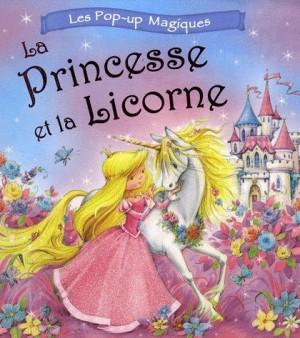 """Afficher """"La princesse et la licorne"""""""
