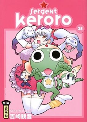 """Afficher """"Sergent Keroro."""""""