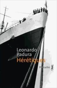 vignette de 'Hérétiques (Leonardo Padura Fuentes)'