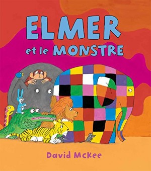 "Afficher ""Elmer et le monstre"""