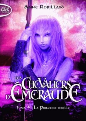 """Afficher """"Les Chevaliers d'Émeraude n° 4 La Princesse rebelle"""""""
