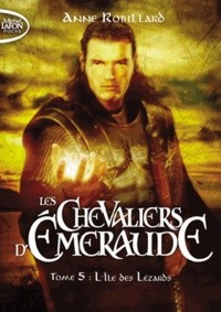 """Afficher """"Les Chevaliers d'Émeraude n° 5 L'Ile des lézards"""""""