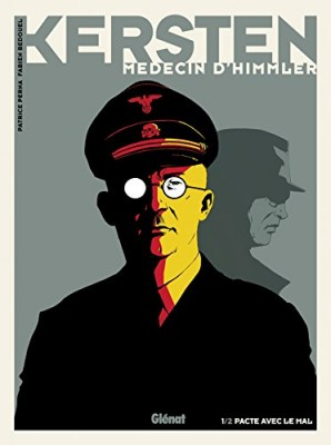 "Afficher ""Kersten, médecin d'Himmler n° 1 Pacte avec le mal"""