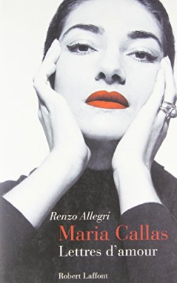 """Afficher """"Maria Callas, lettres d'amour"""""""