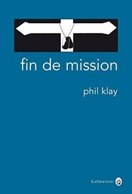 vignette de 'Fin de mission (Phil Klay)'