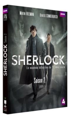 """Afficher """"Sherlock n° 2 Sherlock : saison 2"""""""