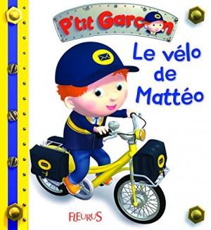 """Afficher """"Le vélo de Mattéo"""""""