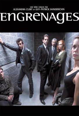 "Afficher ""Engrenages - Saison 5"""