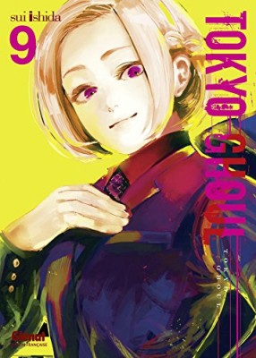 "Afficher ""Tokyo Ghoul n° 9"""