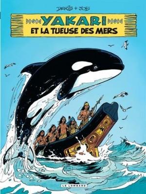"Afficher ""Yakari n° 38 Yakari et la tueuse des mers"""