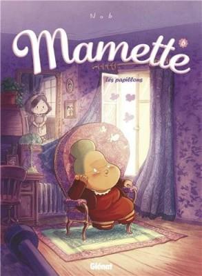 vignette de 'Mamette n° 6<br />Les papillons (Nob)'