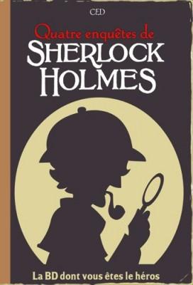 """Afficher """"Quatre enquêtes de Sherlock Holmes"""""""
