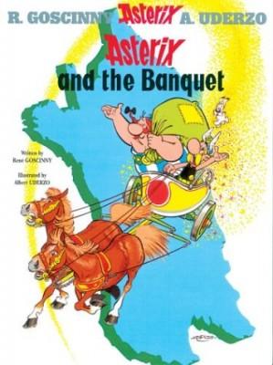 """Afficher """"An Astérix adventure n° 5 Asterix and the banquet"""""""