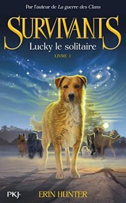"""Afficher """"Survivants n° 01 Lucky le solitaire"""""""