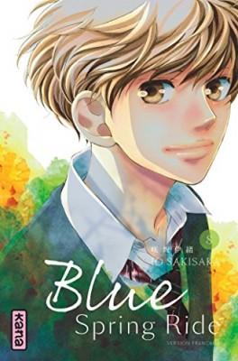 """Afficher """"Blue Spring Ride n° 8 Blue spring ride"""""""