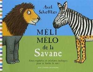 "Afficher ""Méli mélo de la savane"""