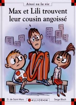 """Afficher """"Max et Lili n° 107 Max et Lili trouvent leur cousin angoissé"""""""
