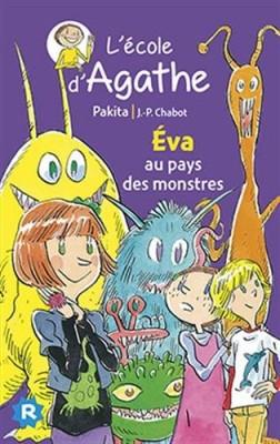 """Afficher """"L'école d'Agathe n° 33 Éva au pays des monstres"""""""