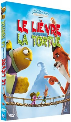 """Afficher """"Le Lièvre contre la tortue"""""""