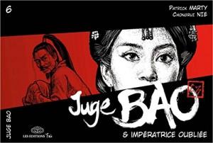 "Afficher ""Juge Bao n° 6 Juge Bao & l'impératrice oubliée"""