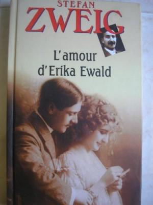"""Afficher """"L'amour d'Erika Ewald"""""""