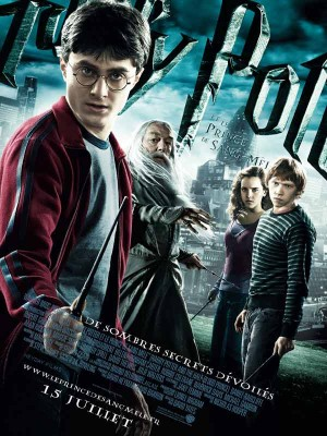 "Afficher ""Harry PotterHarry Potter et le prince de sang mêlé"""