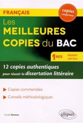 """Afficher """"Les meilleures copies du bac"""""""