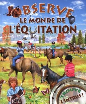 """Afficher """"Le monde de l'équitation"""""""