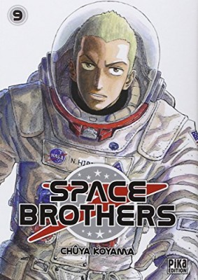 """Afficher """"Space brothers n° 9"""""""