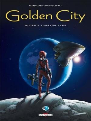 """Afficher """"Golden city n° 10Orbite terrestre basse"""""""