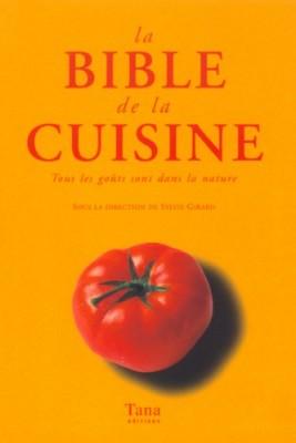 """Afficher """"La bible de la cuisine"""""""