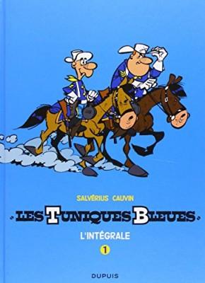"""Afficher """"Les Tuniques bleues : l'intégrale n° 1 Les Tuniques bleues"""""""