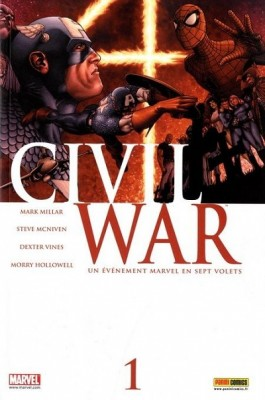 """Afficher """"Civil war n° v1"""""""