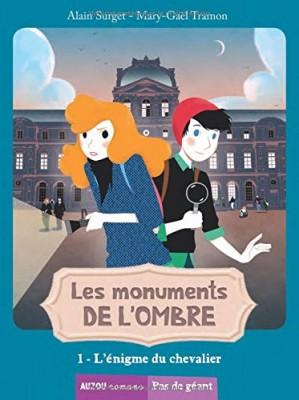 """Afficher """"Monuments de l'ombre (Les) n° 1 Enigme du chevalier (L')"""""""