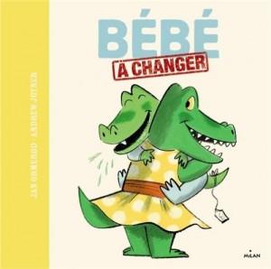 vignette de 'Bébé à changer (Jan Ormerod)'