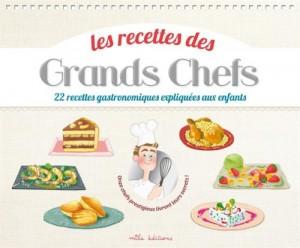 """Afficher """"Les recettes des grands chefs"""""""