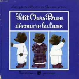 """Afficher """"Petit Ours Brun découvre la lune"""""""