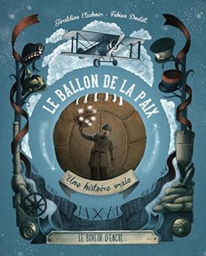"""Afficher """"Le Ballon de la paix"""""""