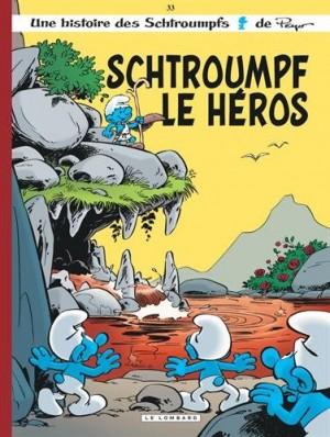 """Afficher """"Les Schtroumpfs n° 33 Les Schtroumpfs."""""""