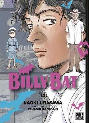 vignette de 'Billy Bat n° 14 (Naoki Urasawa)'