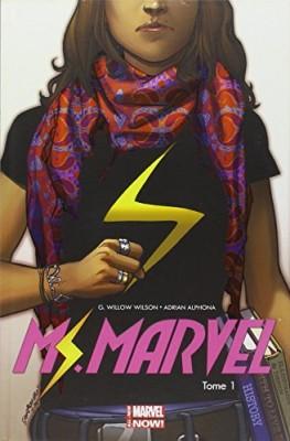 vignette de 'Miss Marvel n° 1<br /> Métamorphose (G. Willow Wilson)'