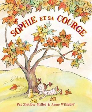 """Afficher """"Sophie et sa courge"""""""