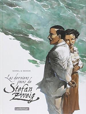 "Afficher ""Les derniers jours de Stefan Zweig"""