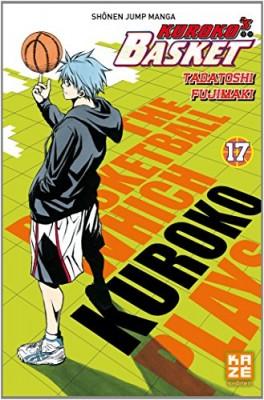 "Afficher ""Kuroko's basket n° 17"""